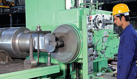 mill roll production