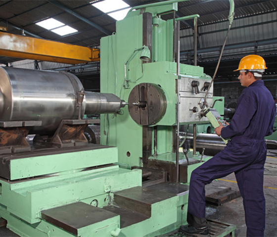 steel and alloy rolls in india